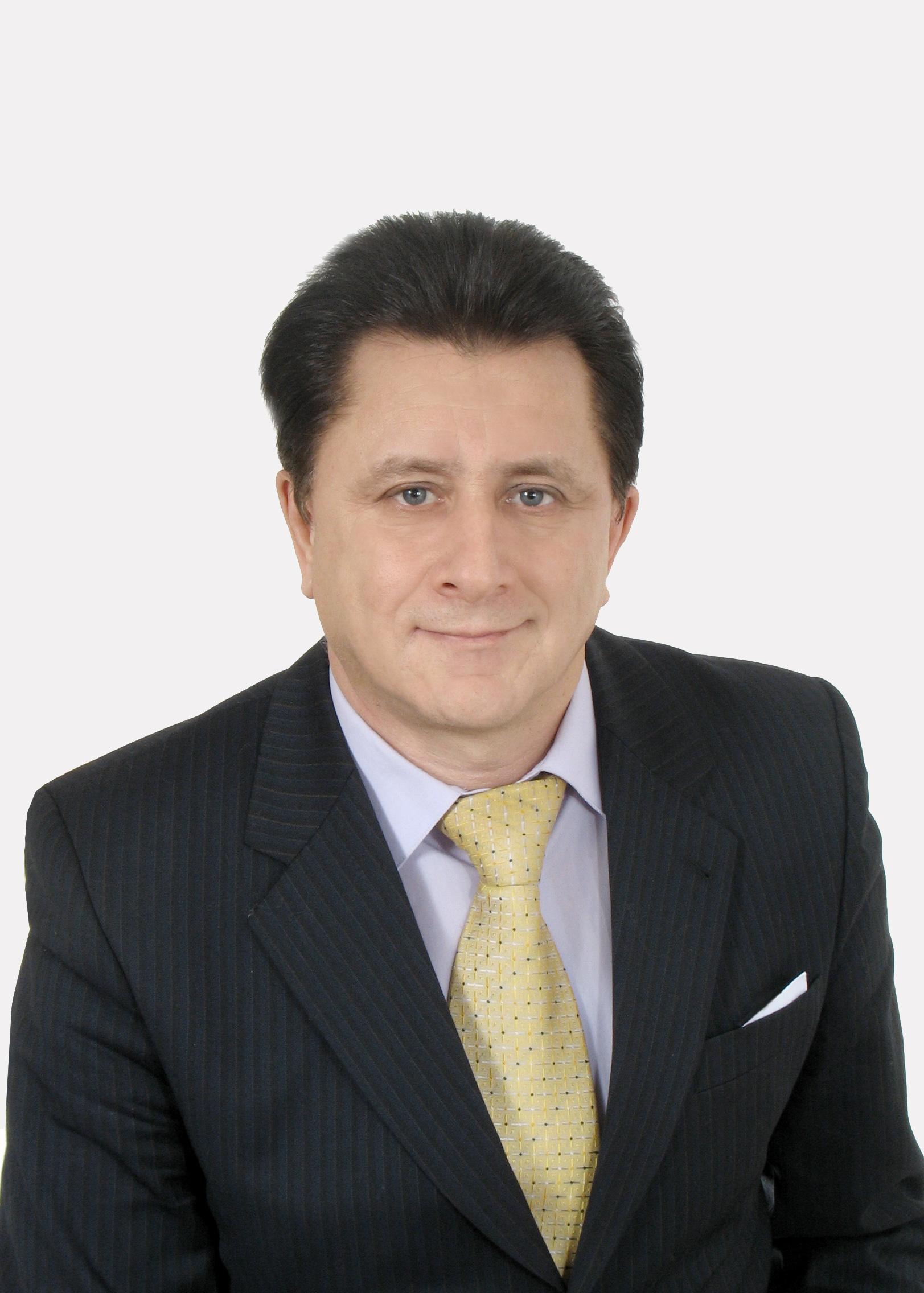 Генеральный директор компании, кандидат экономических наук Владимир Михайлович БОЙКОВ