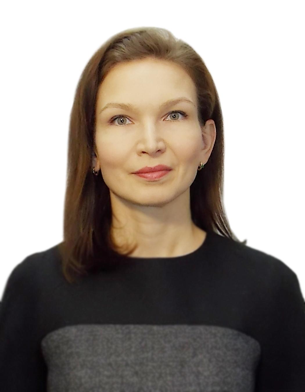 Людмила Евгеньевна НИКИТИНА